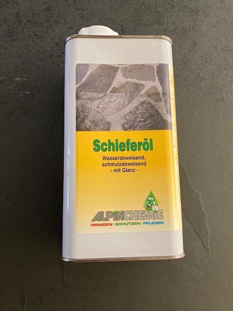 Alpin-Chemie Schieferöl Farbaufrischer 1 Liter