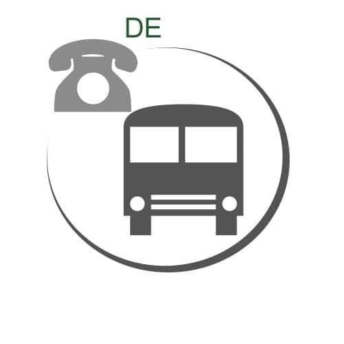 Telefonische Avisierung / Benachrichtigung DHL für Deutschland