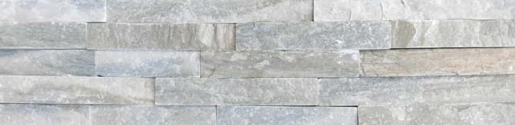 Muster Naturstein Riemchen / Verblender braun - beige S-0507A Wandverblender