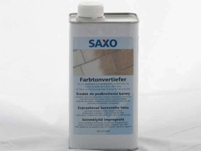 Saxo Farbtonvertiefer 1 Liter