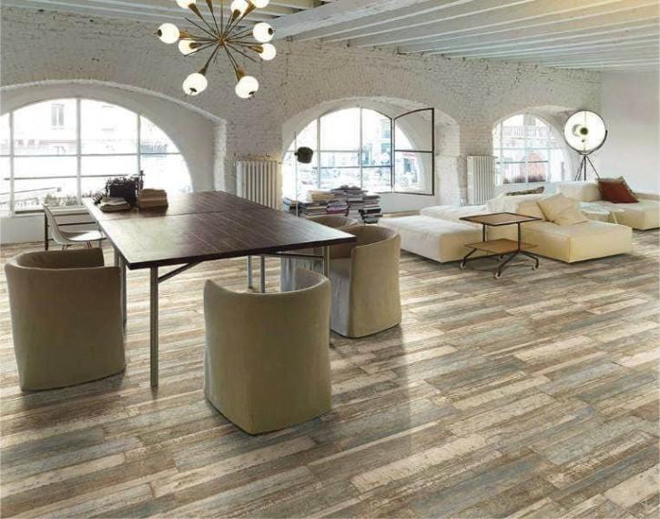 "Fliesen Holzoptik Holzdesign als 3-Formate-Pack Verbandverlegung; <br class=""ansicht"" />Farbe: Color"