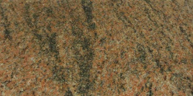 Multicolor rot rosso Granitfliesen 61 x 30,5 x 1 cm, poliert
