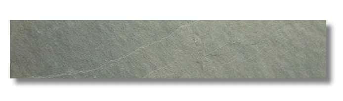 Jaddish-Schiefer Sockelleiste Sockel Scheuerleiste 6 x 1 cm spaltrau