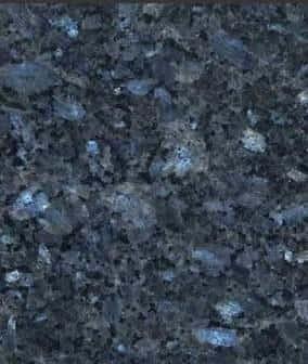 Labrador blue Pearl 30,5 x 30,5 x 1 cm poliert, Granitfliesen
