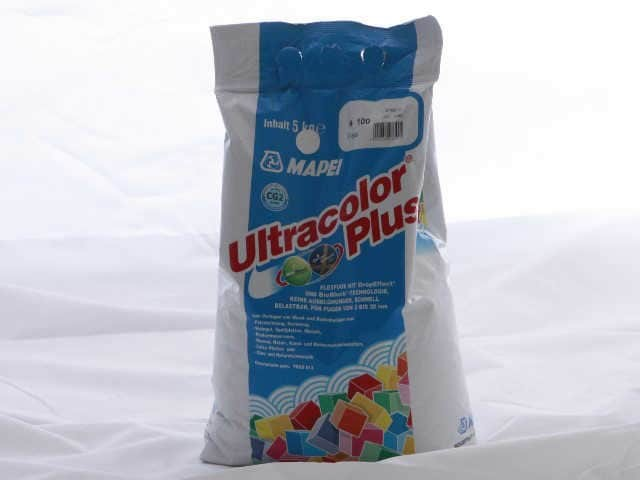 Fugenmaterial anthrazit - Ultracolor plus 23 kg Sack 114, Fugenmörtel