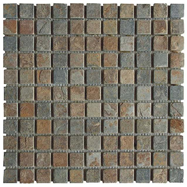 Mosaik Multicolor dark 2,3 x 2,3 x 1 cm MC 1825