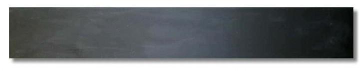 Schiefer Sockel geschliffen in 8 x 1 cm  Sockelhöhe