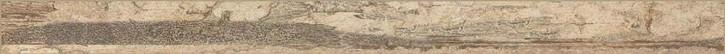 Sockel, Sockelleisten, Fußleisten Holzdesign 80 x 6 cm Keramik Farbe: Sand