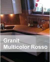 Granit Multicolor Rosso