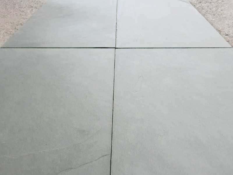 Jaddish Schiefer 60 x 30 x 1 cm Oberfläche spaltrau, kalibriert, Quarzit