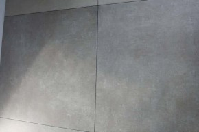 Betonoptik Fliesen in Grau 61,5 x 61,5 Feinstenzeugfliesen Beton