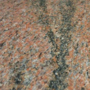Rosso Multicolor rot red Granit Fliesen 30,5 x 30,5 x 1 cm, poliert