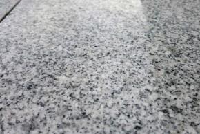 Padang crystallo 61,0 x 30,5 x 1 cm stark, poliert, grau