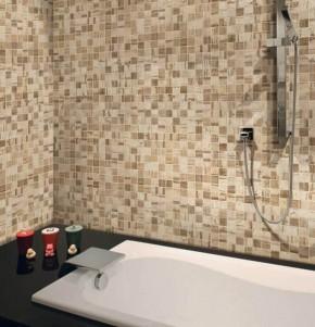 """Mosaikfliese Holzdesign Mosaik 30 x 30 cm Keramik <br class=""""ansicht"""" />Farbe: Sand"""