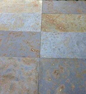 Multicolor Brazil 60 x 30 x 1 cm kalibriert, Oberfläche spaltrau