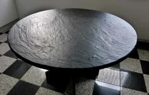 Porto Schiefer 60 x 30 x 1, 4 - 1,5 cm, beidseitig spaltrau