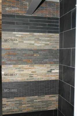 Mosaik - Riemchen multicolor hell 0617